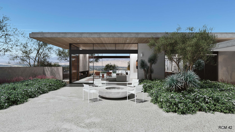 Lot 42 - Courtyard
