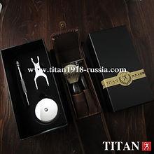 Купить  классический бритвенный набор в Интернет-магазине в Москве «TITAN1918.com HAND MADE PRODUCT»