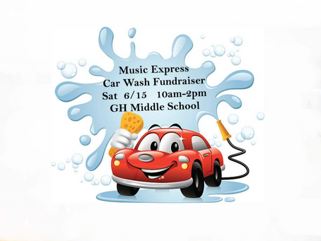 Car Wash Fundraiser Sat