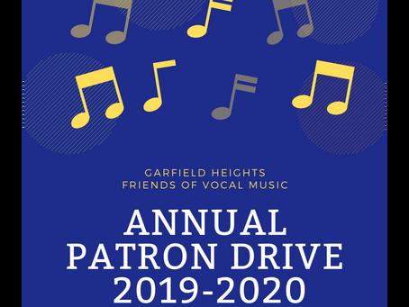 Patron Drive 2019-2020