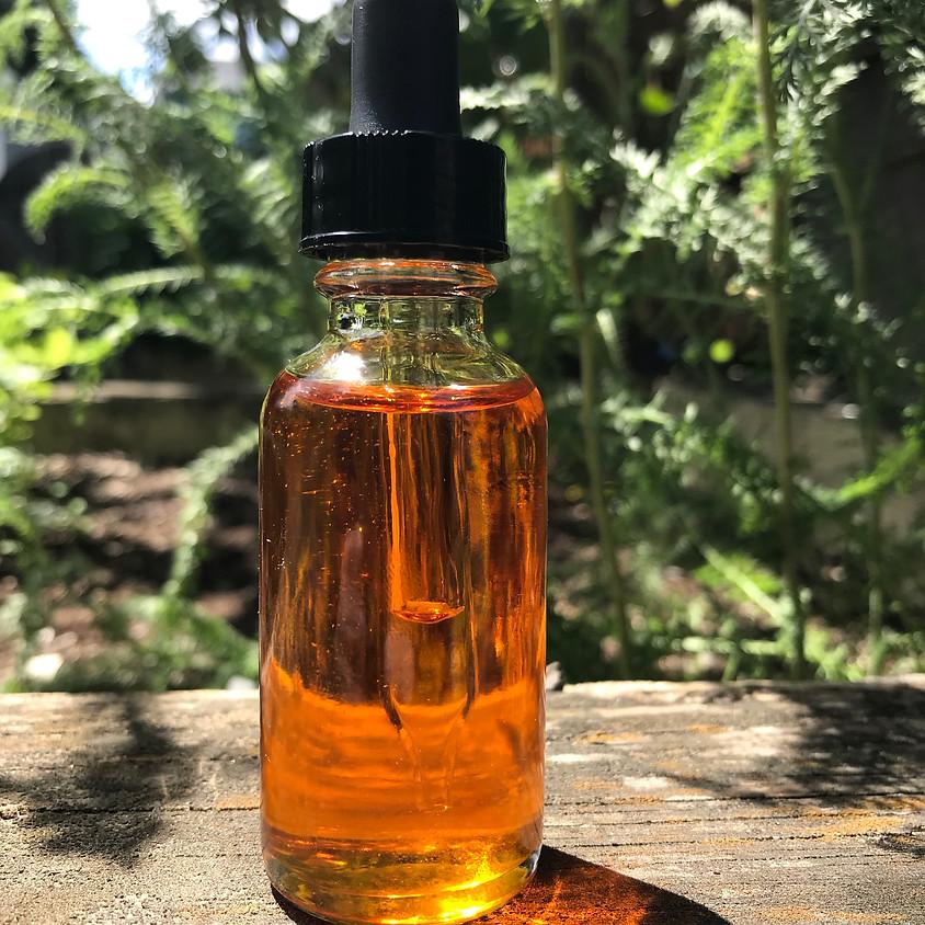 Self Care Series • Infused Oils & Salves