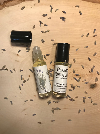 Aromatherapy Roll On - Lavender Blend