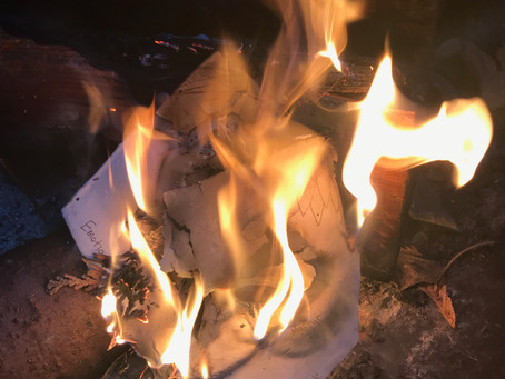Honoring the Divinity of Fire