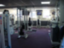 Oasis Health Club Ashington