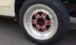 Datsun 620 SSR Speed Star Racing MK Wagon 6x139.7