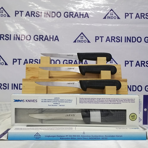 (1401057) JARVIS 14.5 CM STRAIGHT BONING KNIFE  WITH LATEST DESIGN NON