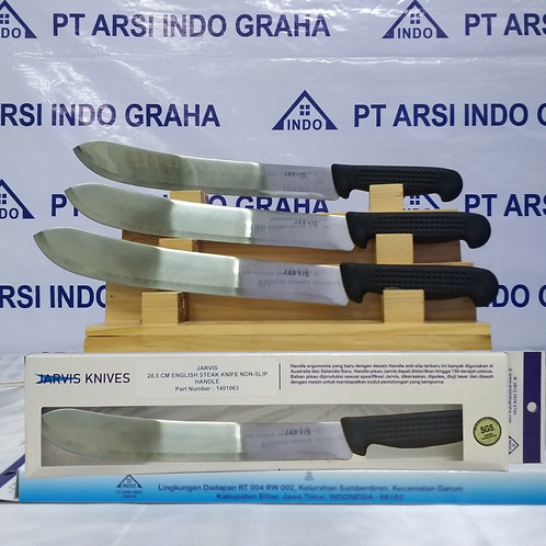(1401063) JARVIS 30CM BUTCHER AND SLAUGHTER KNIFE NON SLIP HANDLE