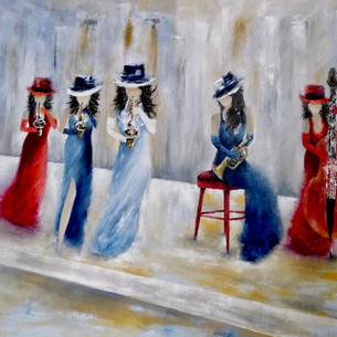 Lady's St-Louis Bleues