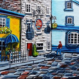 Romantique Vieux-Québec
