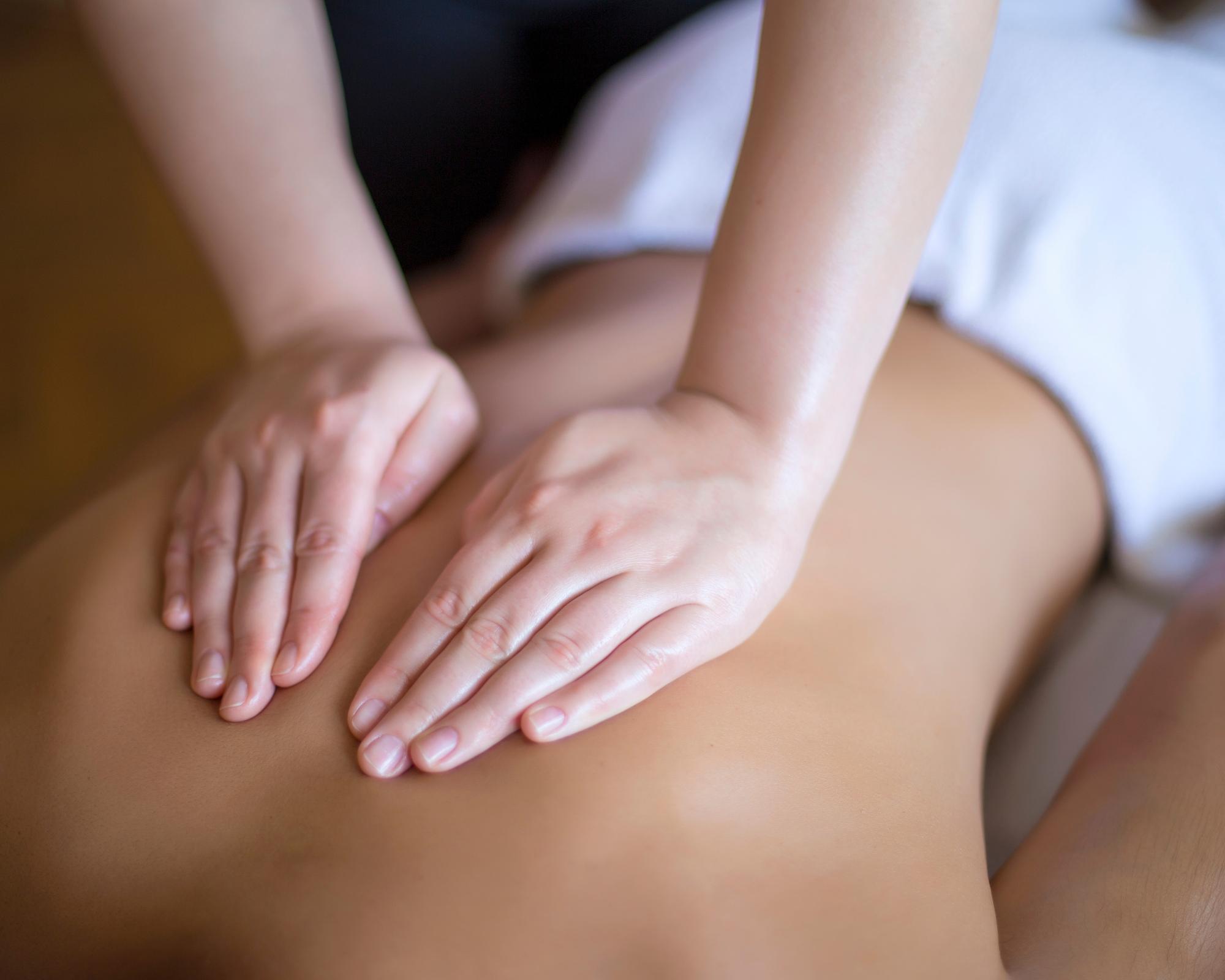 Massage Détente et Bien-Être