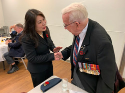 Remembrance Day Coquitlam Legion