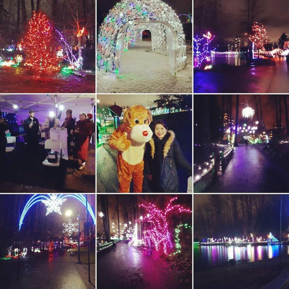 Lafarge Christmas Lights