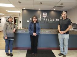 BC Christian Academy