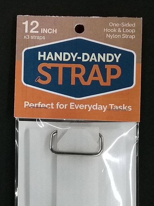 """12"""" Handy-Dandy Straps"""