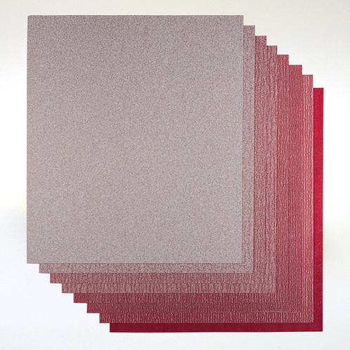 9″ x 11″ Premier Red Aluminum Oxide Sheets