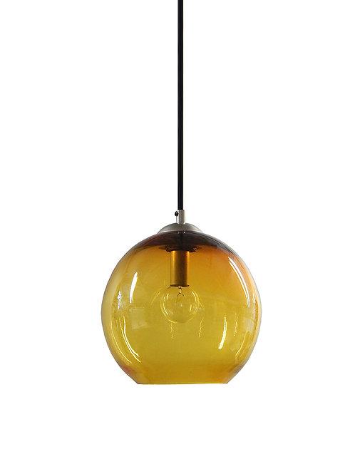 Gold Gumball Globe Pendant Lights
