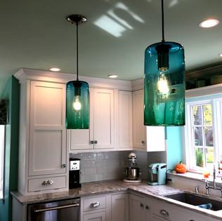 Cylinder Pendant Lights