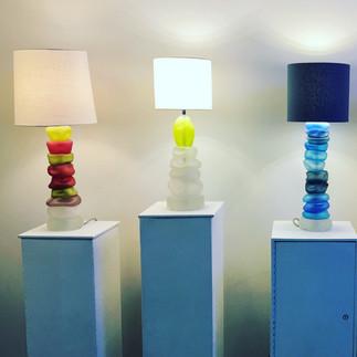 Petra Zen Table Lamps