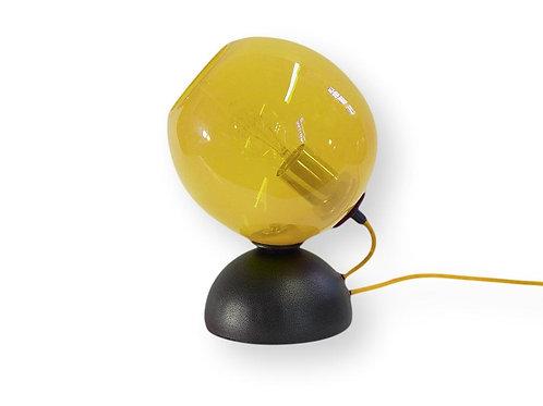 Yellow Mod Orb Table Lamp