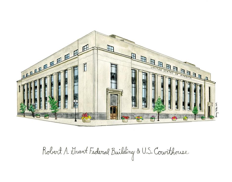 Courthouse Portrait
