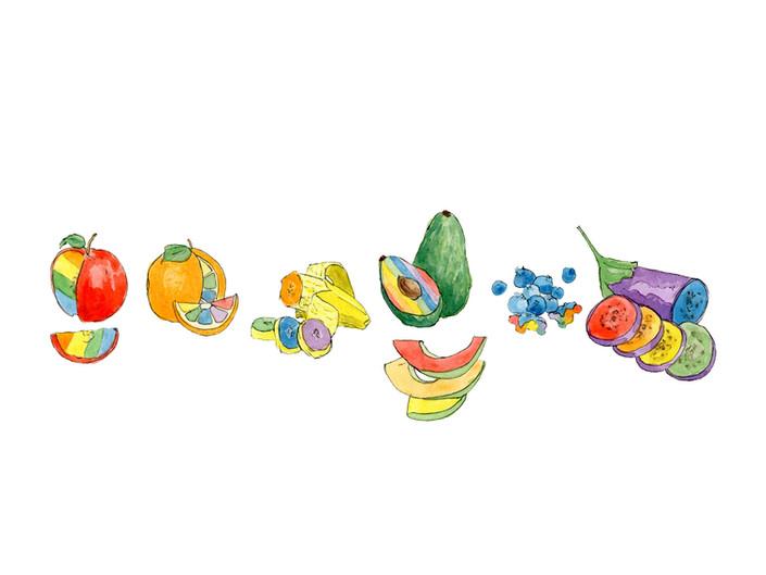 Pride Fruit