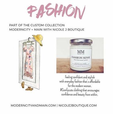 Moderncity + Main x Nicole J Boutique (FASHION)