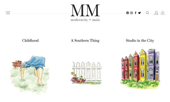 Moderncity + Main