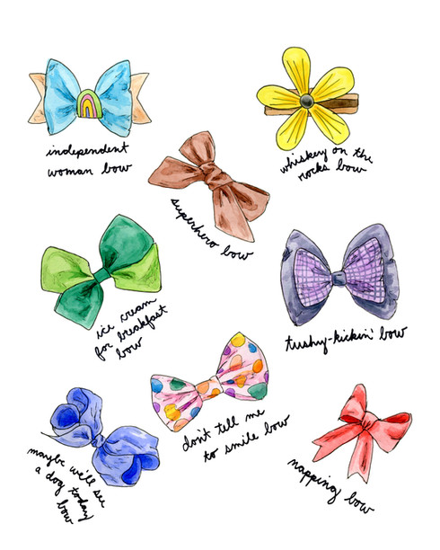 A Bow for Every Occasion