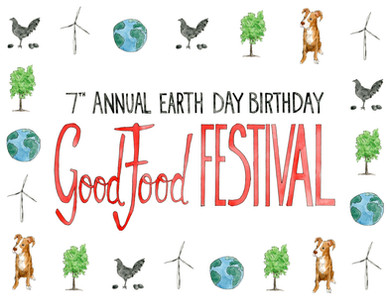 Good Food Festival Design 2020