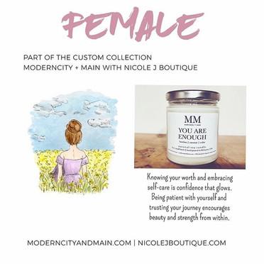 Moderncity + Main x Nicole J Boutique (FEMALE)