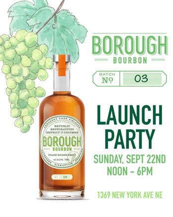 Republic Restoratives Bourbon Launch