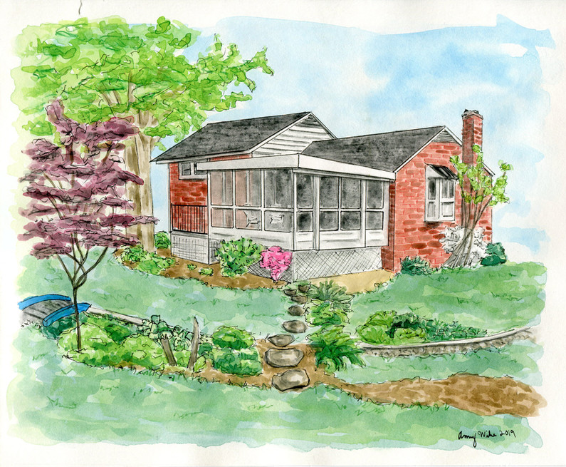 Home and landscaping