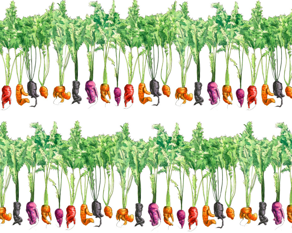 Funky Vegetables