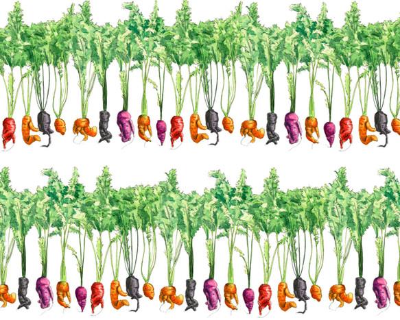 Funky Vegetables