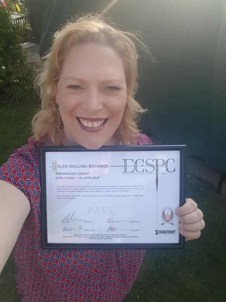 ECSPC Certification