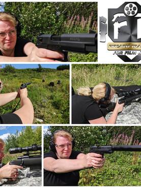 Firearms Training for Film & TV