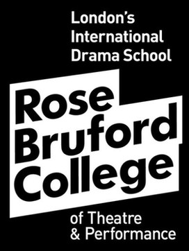 And Now My Time at Rose Bruford Comes to an End
