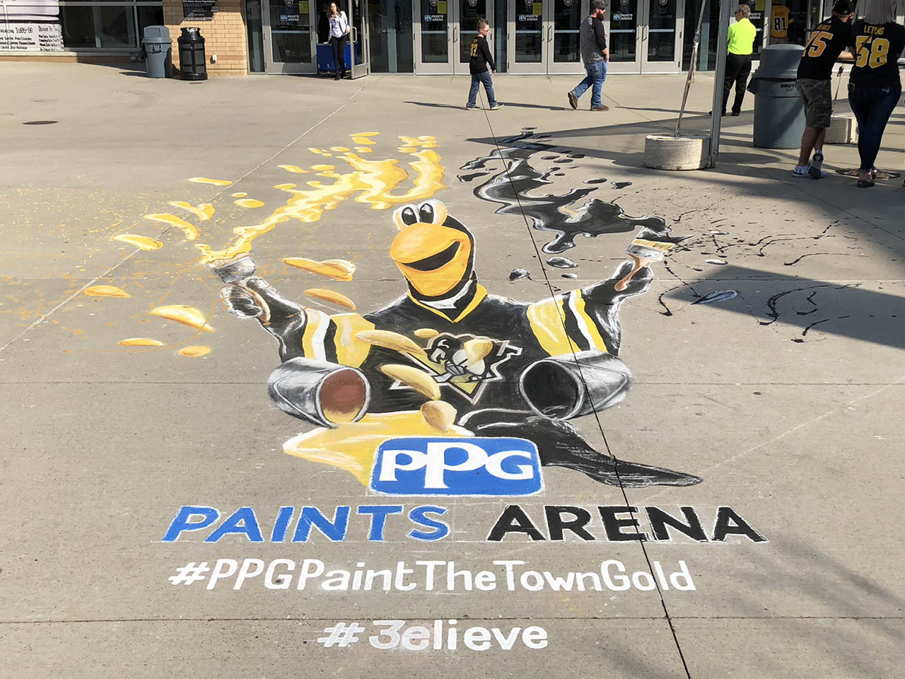 2018 Penguins Stanley Cup Playoffs