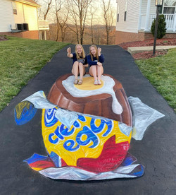 Easter Chalk-A-Lot