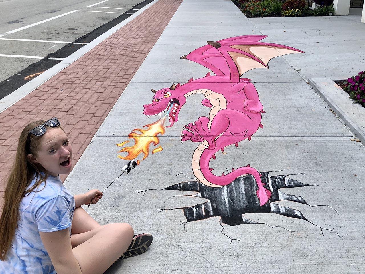 Dragon Roaster