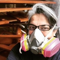Typical day for Isabel! #customcabinets#
