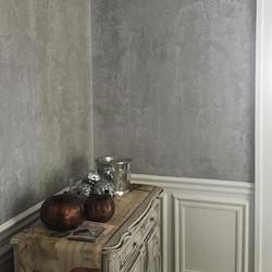 Wallpaper installation - a corner that l