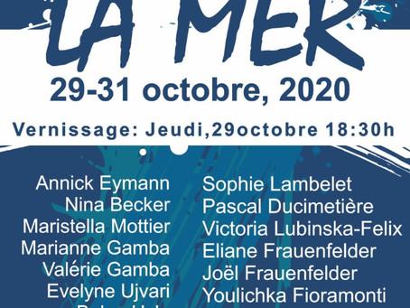 Expo 2020 La Mer