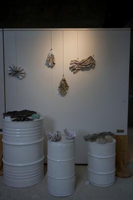 Structures de Muriel Maggos