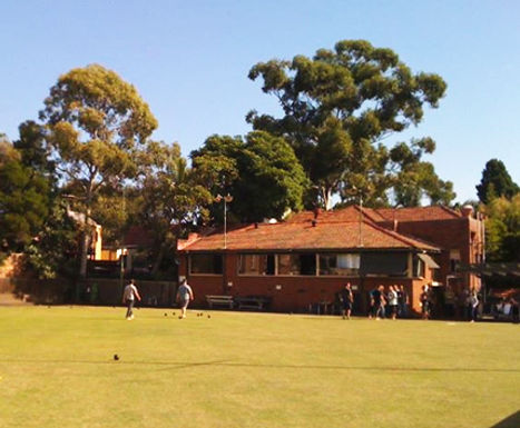 Petersham Bowlo