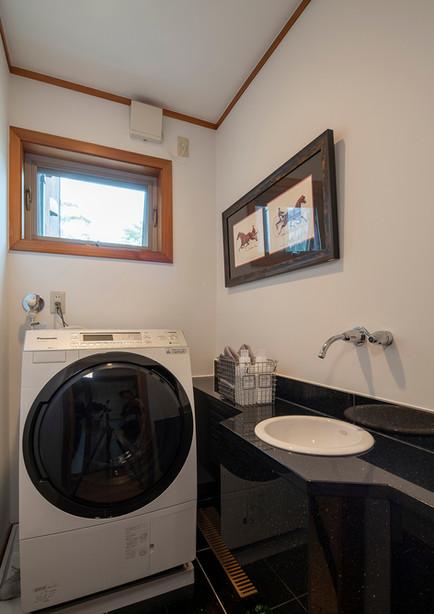 Laundry設備