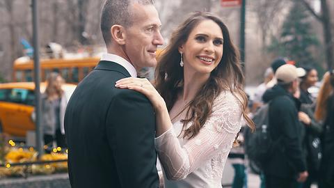 nyc wedding film