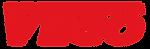 ROOD logo alleen VEGO met dak vanuit V.p