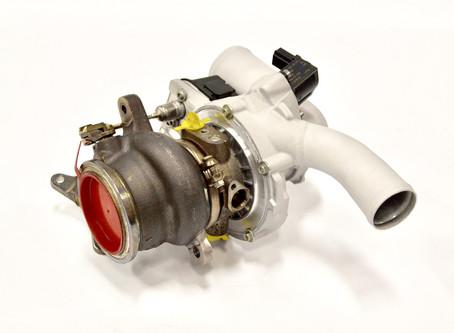 Наши разработки — адаптация турбины IHI IS38 на Audi A4/A5/Q5