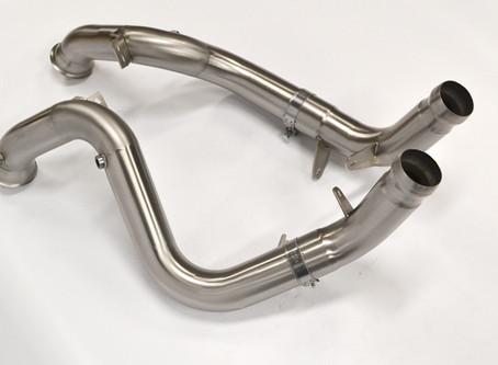 Наши разработки — даунпайпы для Mercedes Е63 AMG в кузове W213